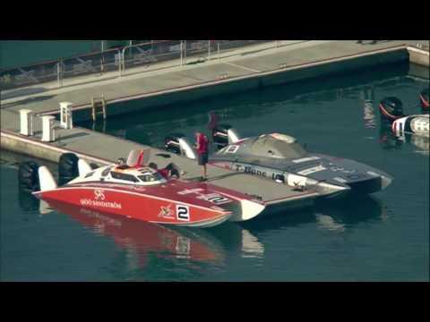 XCAT 2016 - Live GP - Abu Dhabi, UAE