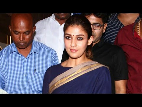 Nayanthara Visit's Kasi Theatre after the Aramm Release - Audiences Response | Aaram Review - BB