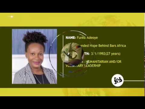 Funke Adeoye - Public Interest Lawyer