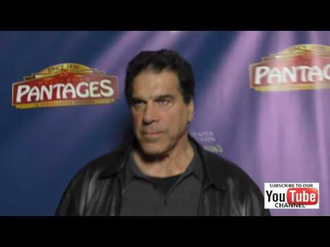 Lou Ferrigno and Carla Ferrigno at the King And I  Night at The Pantages Theatre in Hollywood