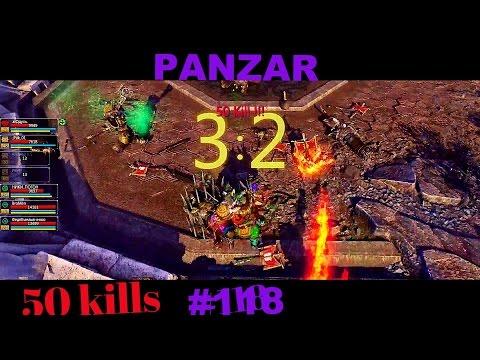 видео: panzar - серия 50 убийств за берсерка - невероятный камбэк #118