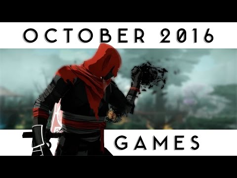 Top 5 Best Indie Games of the Month - October 2016