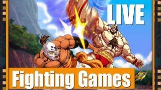 ✪❫▹ Live -Fighting Games - Varios games de Luta [Xbox 360]