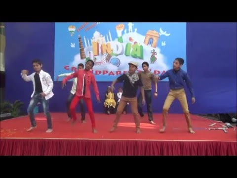 Old is Gold- Bollywood retro dance