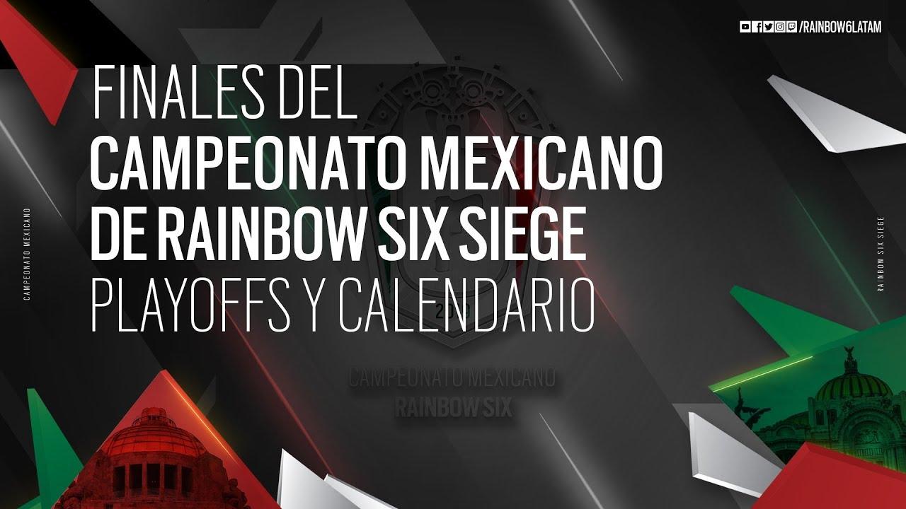 Resultado de imagen para jornada 14 Campeonato Mexicano de Rainbow Six Siege