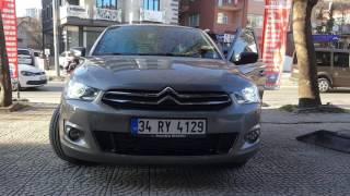 Citroën elysee xenon  uygulaması. kisa far H7 .sis far H11 xenon far