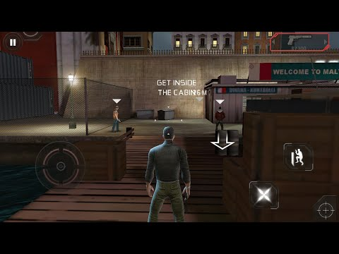 Splinter Cell Conviction 2020 Update | High Textures | Android Gameplay