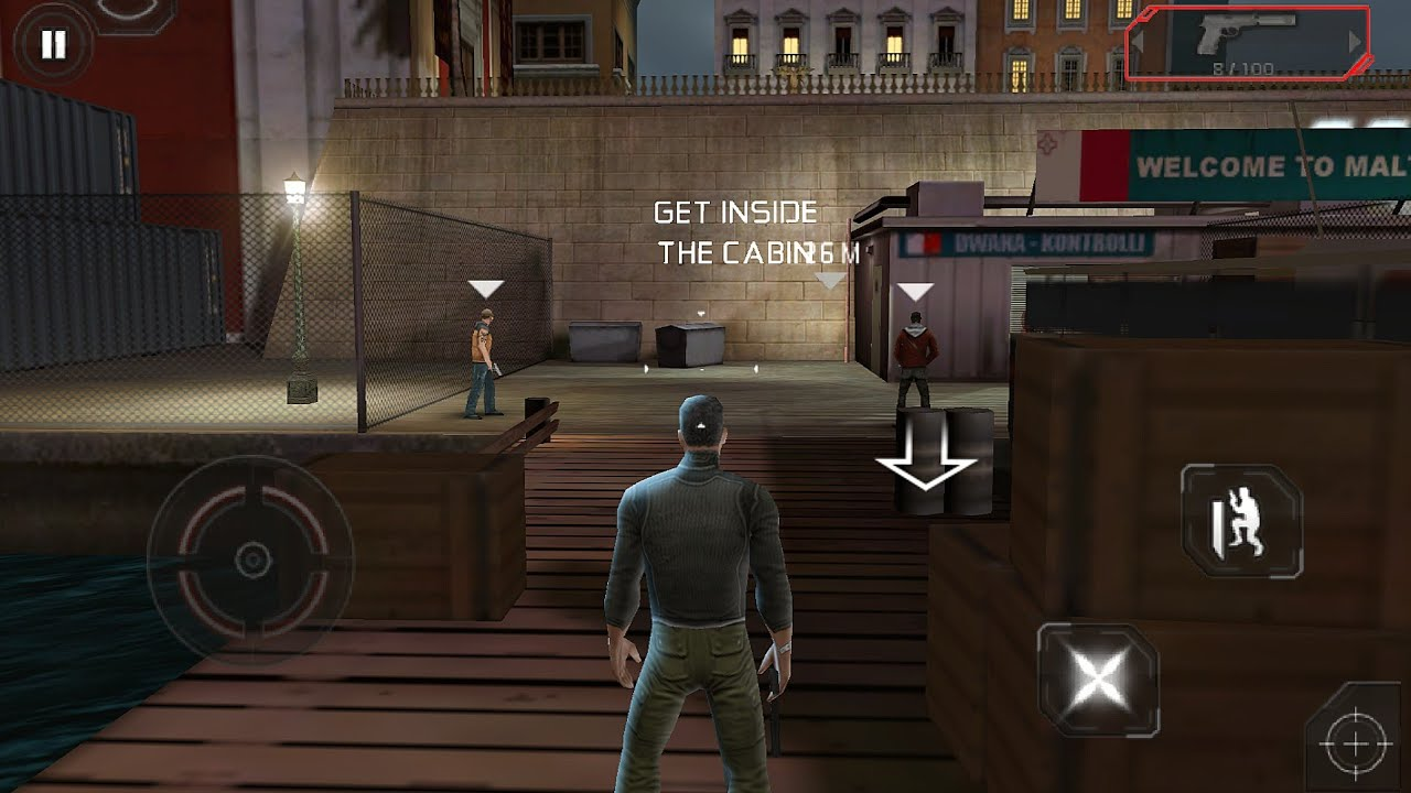 Splinter Cell Conviction 2020 Update | High Textures | Android Gameplay -  YouTube