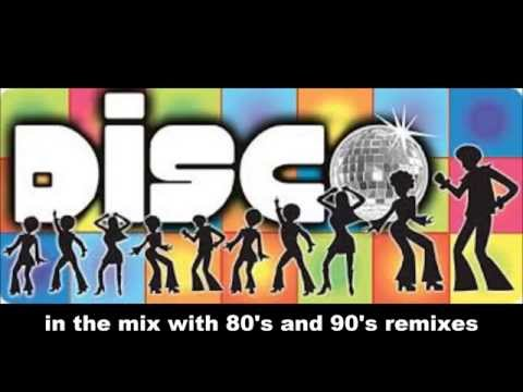 80's & 90's DISCO MUSIC REMIX 2014 (disco/dance music dj mix)