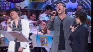 """Mia Martini in """"E se domani"""" con Giorgia e Michele Zarrillo"""