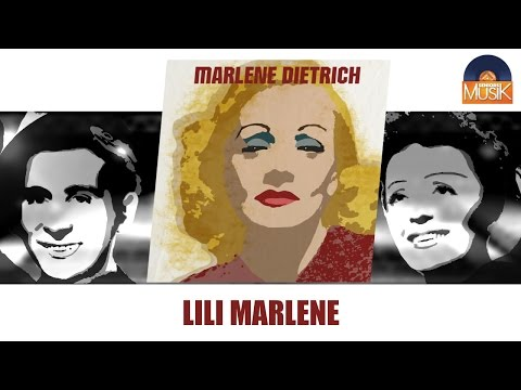 Marlène Dietrich - Lili Marlene (Full Album / Album complet)