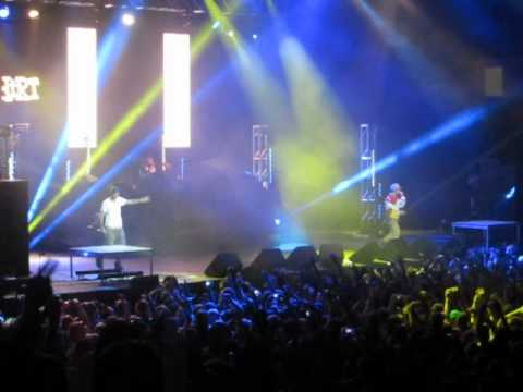 Mac Miller- Party on Fifth Ave live and entrance to Eastern Michigan University