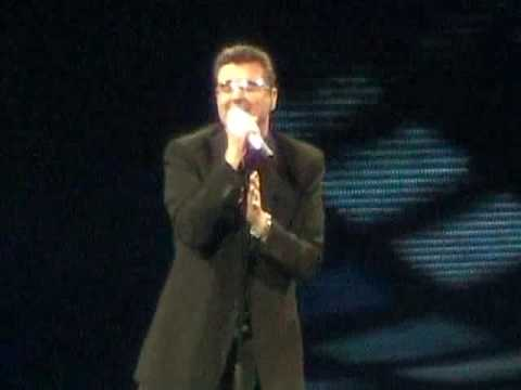George Michael - Waiting - Fastlove  In Your Man - Live in Madison Square Garden