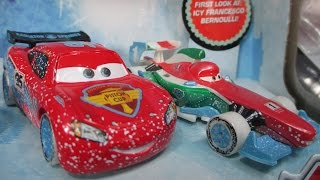 Disney Pixar Cars Moscow Race 4-Pack Exclusives Rant Ice Racers And New 2-Packs
