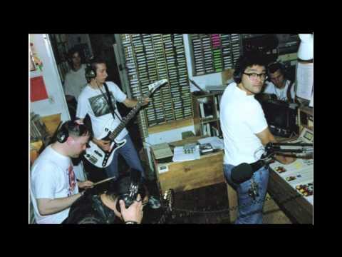 Subincision Trashman Live on KALX Live 10:12:96