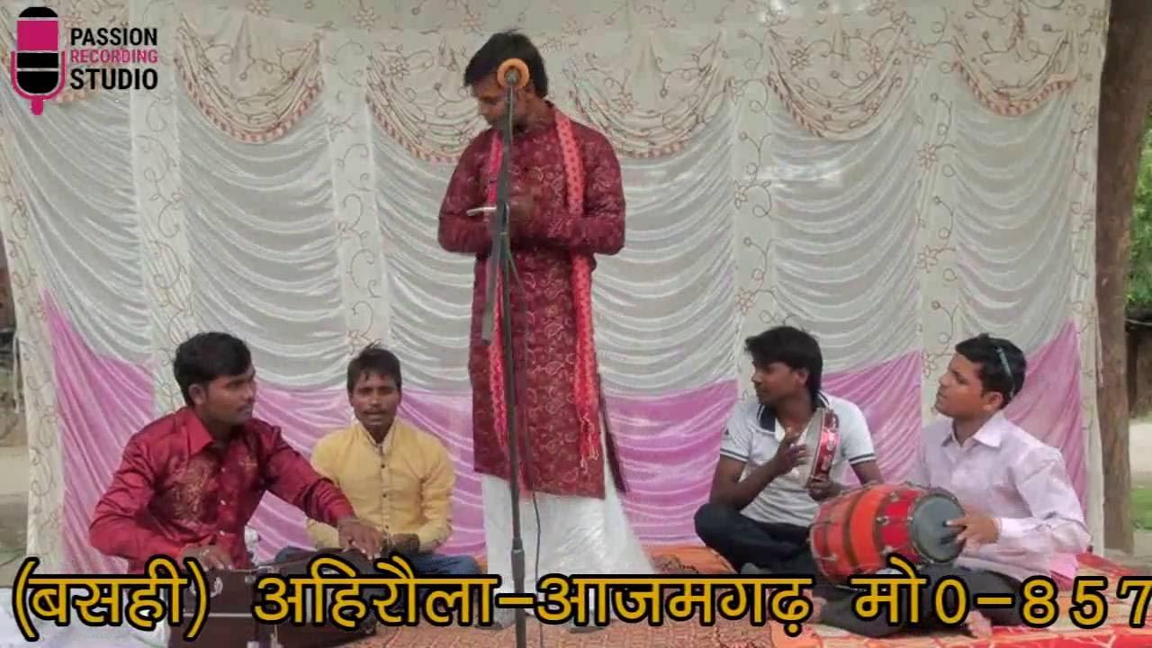 Mori Ratiya Rangida Chunariya Bidesiya Nirgun Virendra Chauhan Harsh Youtube