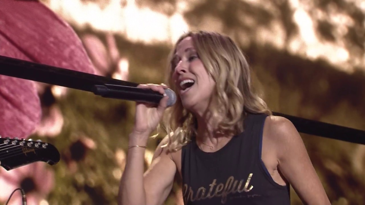 sheryl crow - long way back home  live at farm aid 2017