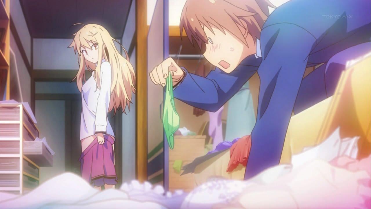 Sweet Sad Girl Hd Wallpaper Top 10 Misty S Best Waifus Girl Anime Hd Maximum Bae