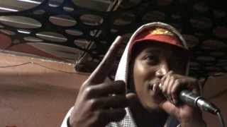 Noks MatchBox live - Hip Hop Sessions Soweto - Marvin Straight