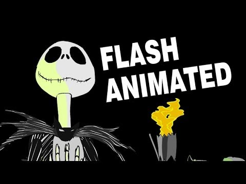 this is halloween flash animated