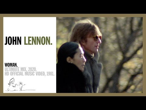 Woman - John Lennon (official music video)