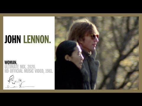 Woman - John Lennon (official music video HD)