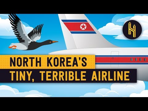 North Korea's Tiny, Terrible Airline