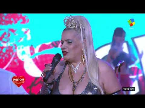El Show Completo De Lia Crucet En Pasión De Sábado