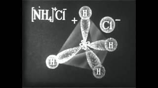 Урок химии (Научфильм) - 015 - Получение Азота, Аммиака, Азотной кислоты