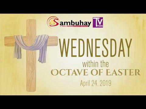 Sambuhay TV Mass | April 24, 2019