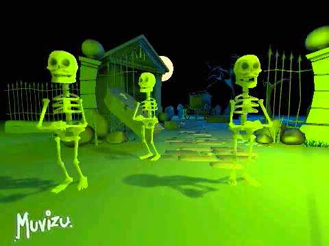 thriller animation retro music - Dance Halloween Songs