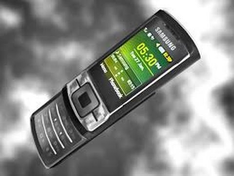 Samsung c3050 замена шлейфа часть 1-я.