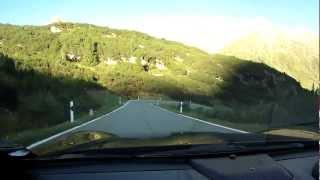 San Bernardino Pass, Switzerland - Ferrari California