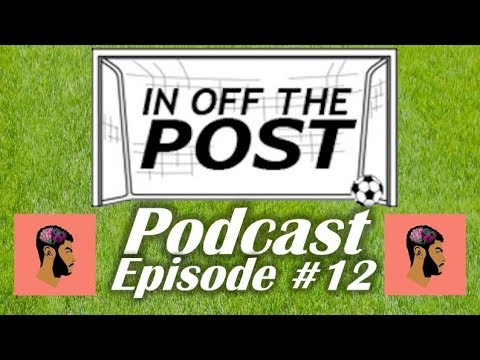 Episode 12: W/ Special Guest Dom James. UCL Draw, Ronaldo wins Ballon D'or, Aubameyang to Everton?