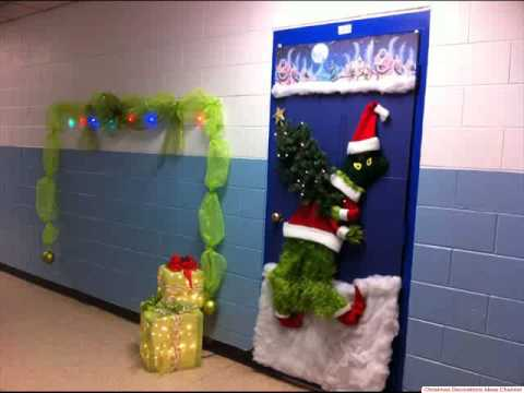 christmas door decorations best christmas decorating ideas - Best Christmas Door Decorations