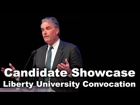Candidate Showcase - Liberty University Convocation