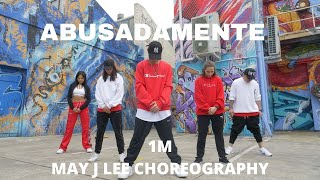 Dance cover to Abusadamente by MC Gustta, MC DG Choreography by May J Lee from 1 Million Dance Studio, Seoul. Filmed in Melbourne, Australia. Thanks ...