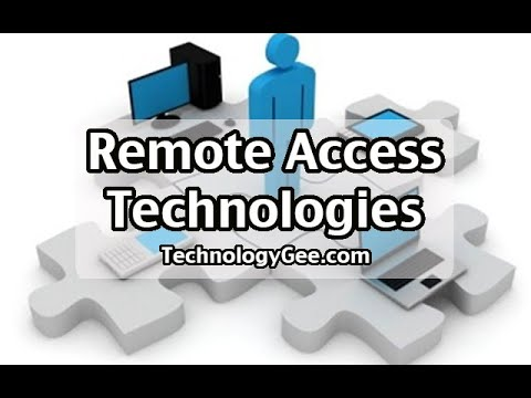 Remote Access Technologies | CompTIA A+ 220-1002 | 4.9