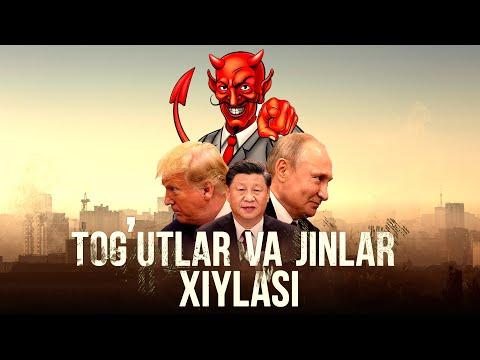 JINLAR VA TOG'UTLAR  XIYLASI | SHAYX ABDULLOX ZUFAR