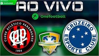 Chapecoense 0x0 Atlético-MG | Atlético-PR 1x2 Cruzeiro | Copa do Brasil 2018 | Oitavas de Final |