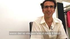 Rad-Aktivist Heinrich Strößenreuther