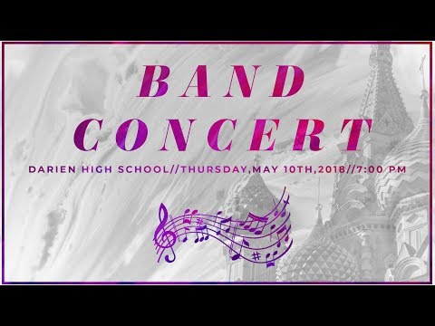 Middlesex Middle School Spring Band Concert