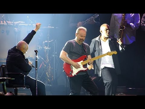 Phil Collins - Easy Lover - 2018.02.25 - Live in Sao Paulo, Brazil