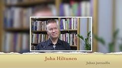 RTV esittää: Juhan juttusilla Juha Hiltunen