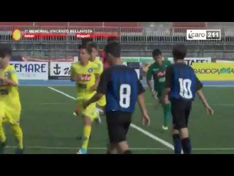 Icaro Sport. 7° Memorial Vincenzo Bellavista: la finale Inter-Napoli