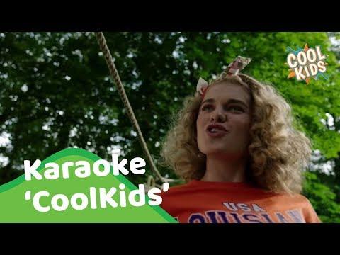 CoolKids lyrics: CoolKids!