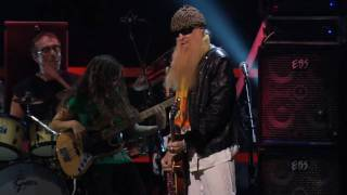 "[03] Jeff Beck Band & Billy Gibbons - ""Foxy Lady"" HD"