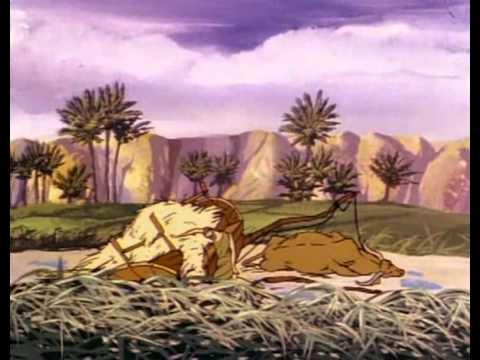 A maior das aventuras - Moisés