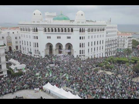 الجمعة التاسعة: الجزائريون بصوت واحد بن صالح ارحل  - نشر قبل 2 ساعة
