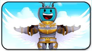 The Most Powerful Titan Ever - Roblox Titan Simulator